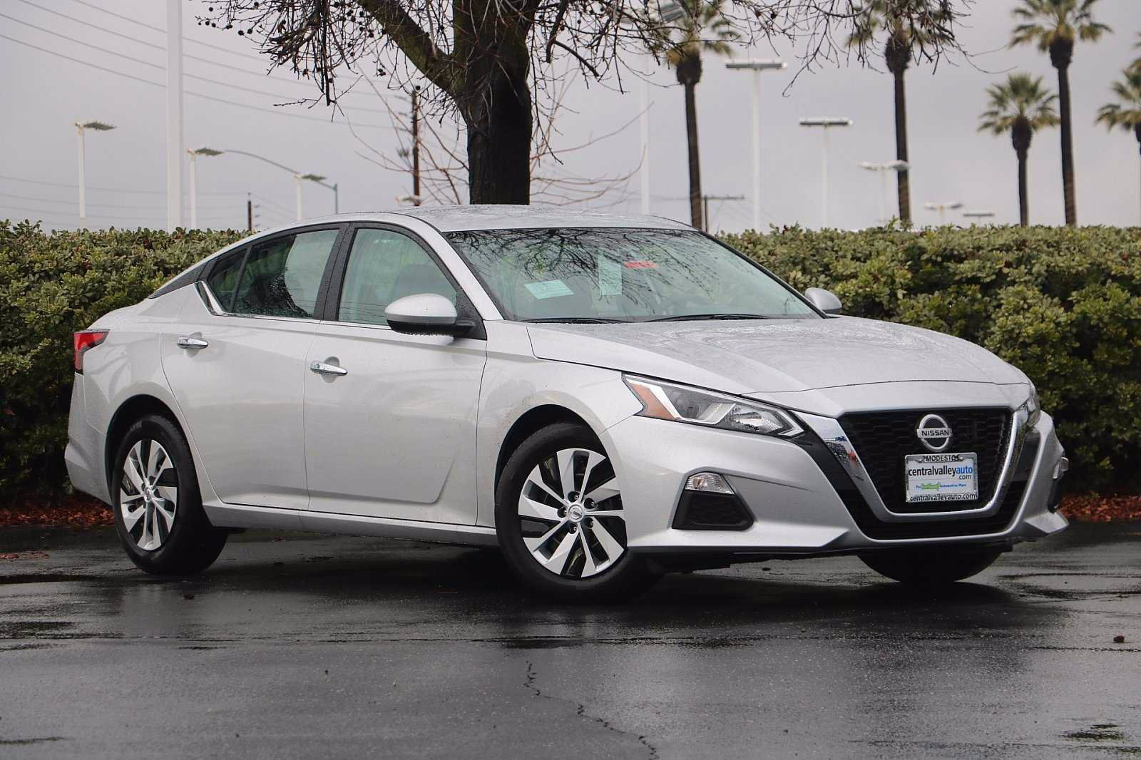 New 2020 Nissan Altima 2.5 S FWD
