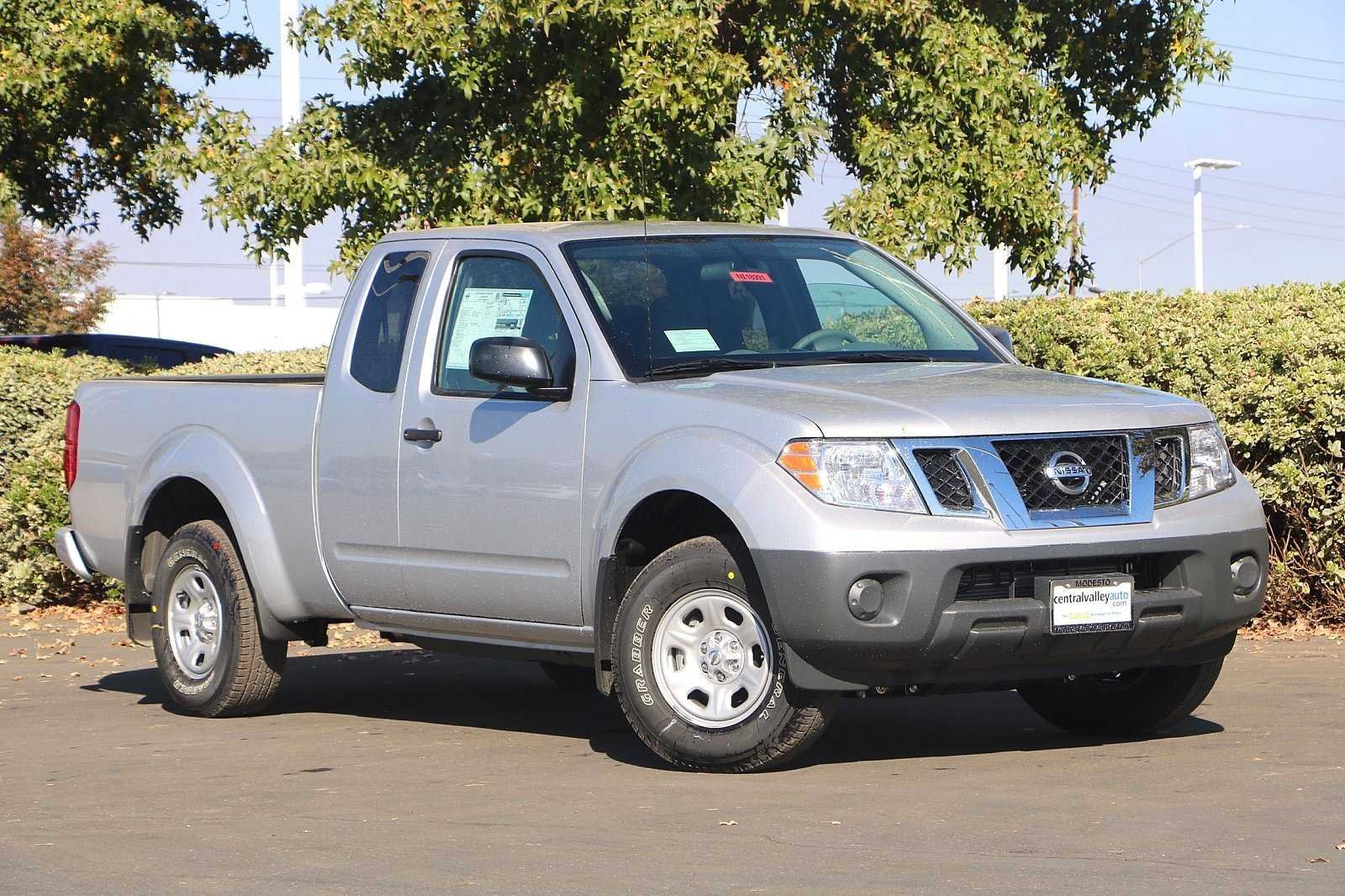 New 2019 Nissan Frontier S RWD Extended Cab