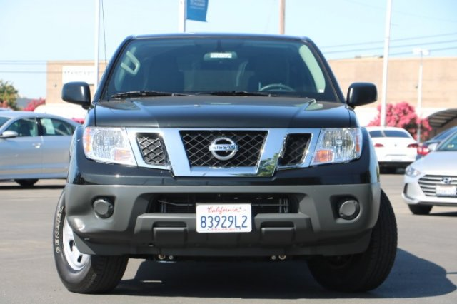 Certified Pre-Owned 2019 Nissan Frontier S