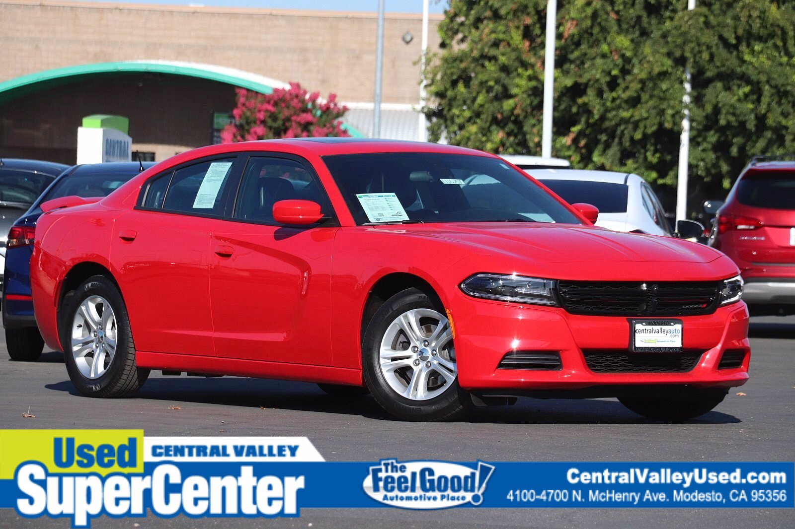 Used Dodge Charger Modesto Ca