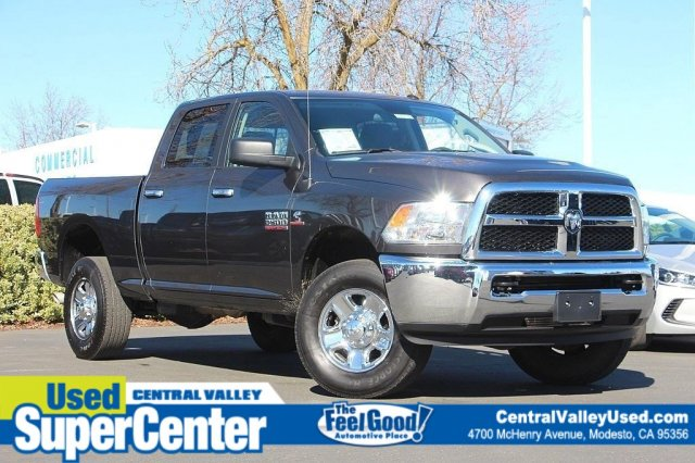 Central Valley Dodge >> Pre Owned 2018 Ram 2500 Slt 4wd Crew Cab Pickup