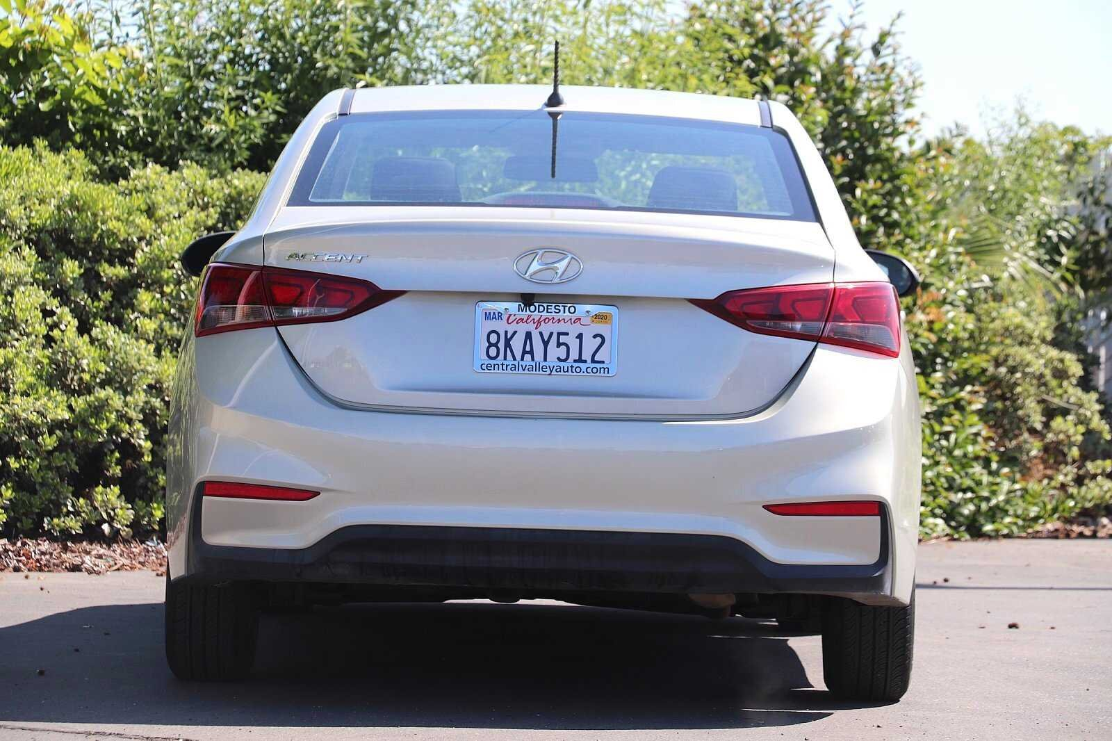 Pre-Owned 2019 Hyundai Accent SE