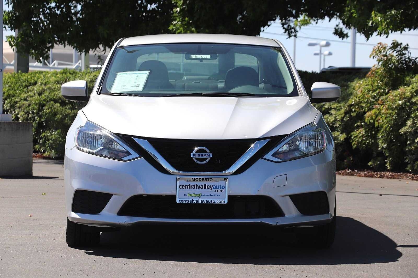 Certified Pre-Owned 2018 Nissan Sentra S
