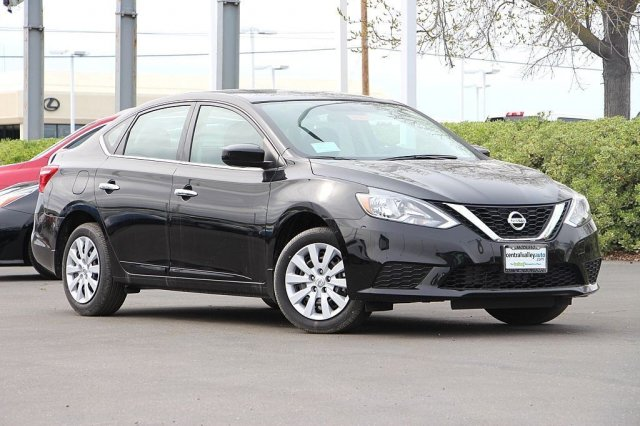 New 2019<br>Nissan Sentra S<br>FWD