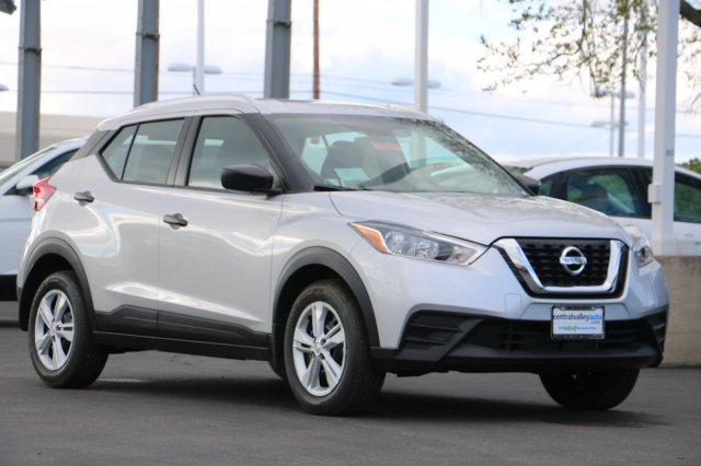 All New 2019<br>Nissan Kicks Models