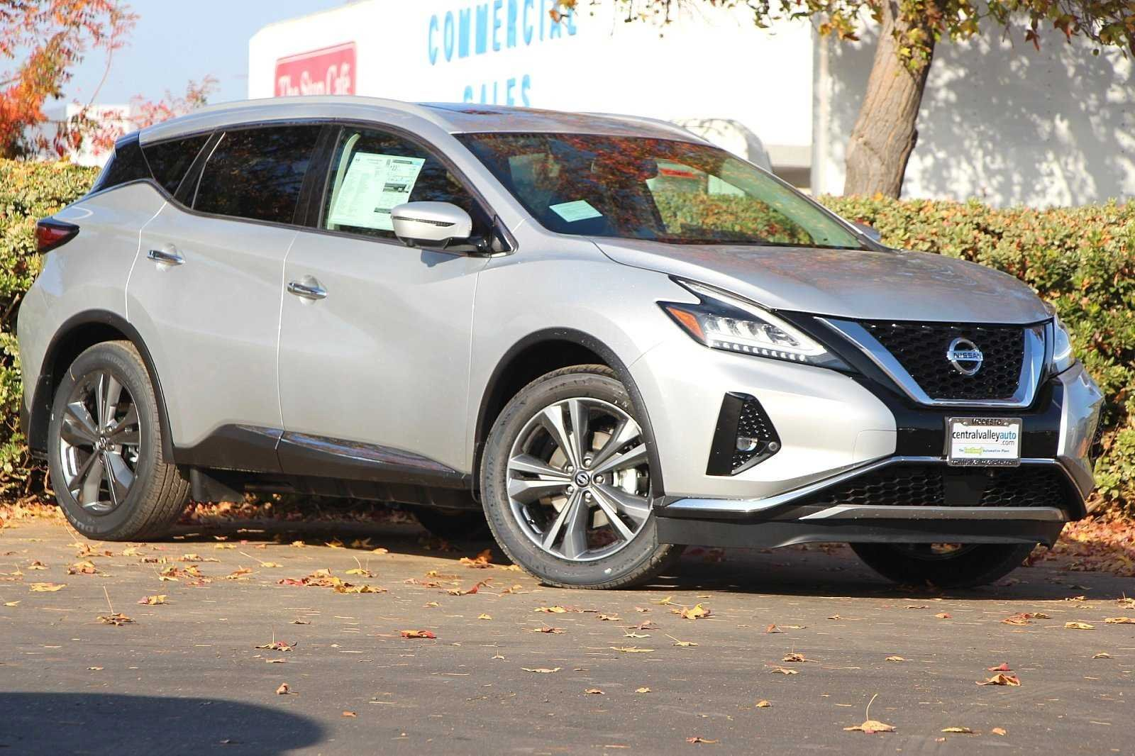 All Remaining | New 2019 Nissan Murano Platinum Models