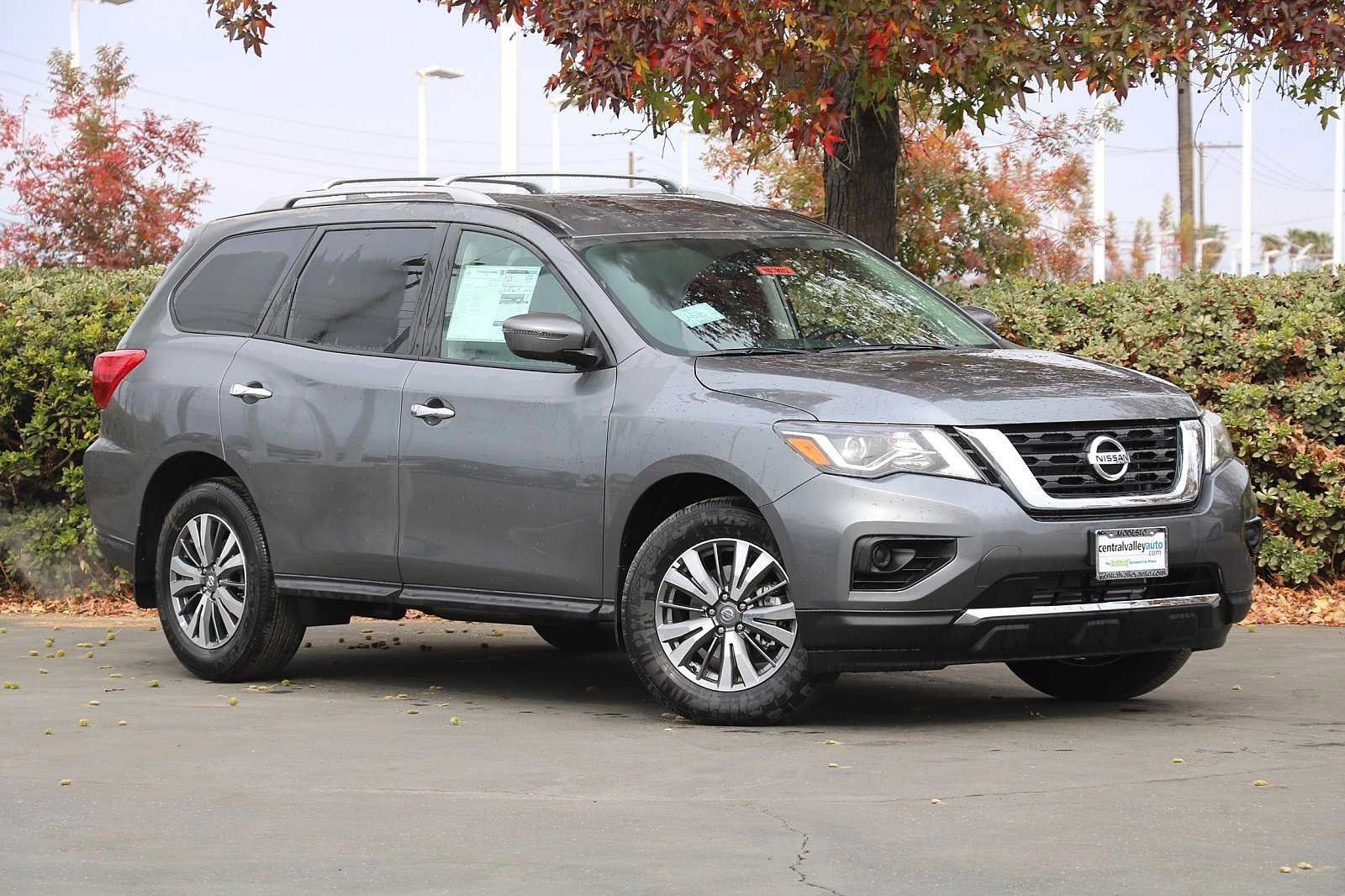 New 2020 Nissan Pathfinder S FWD
