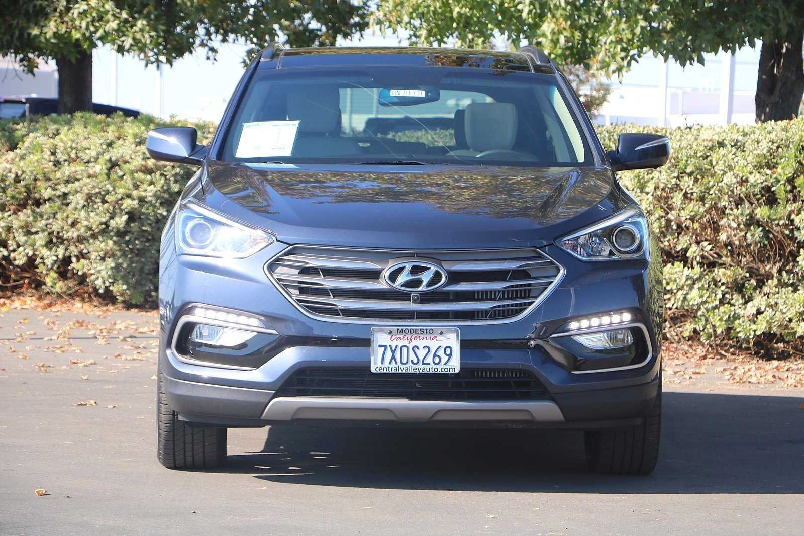 Pre-Owned 2017 Hyundai Santa Fe Sport 2.0T Ultimate