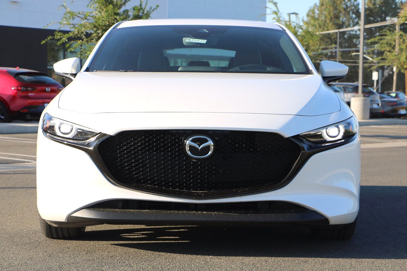 Pre-Owned 2019 Mazda3 Hatchback with Premium Pkg