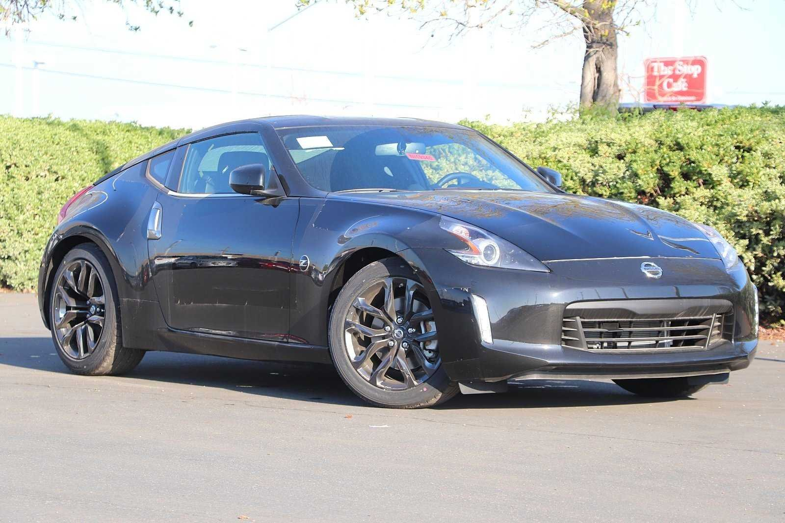 New 2020 Nissan 370Z Coupe RWD