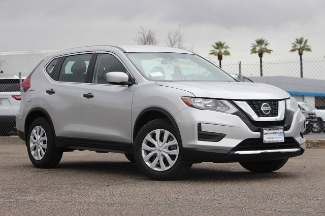 New 2019<br>Nissan Rogue S<br>FWD