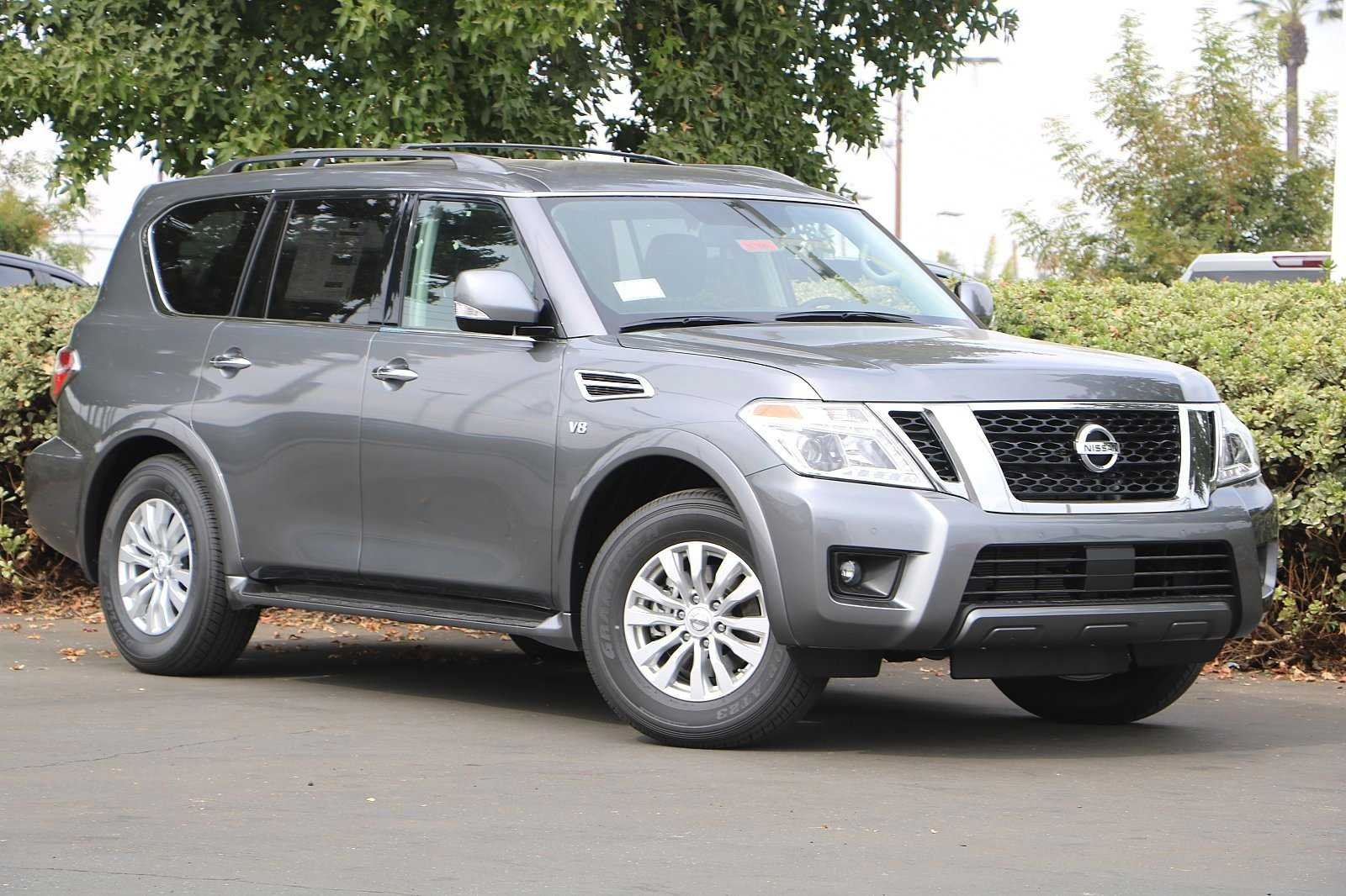 All Remaining | New 2019 Nissan Armada Models