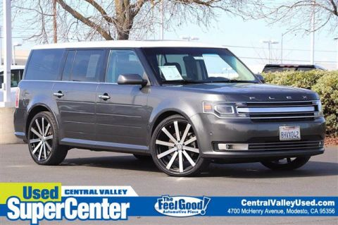 Pre-Owned 2015 Ford Flex Limited with EcoBoost