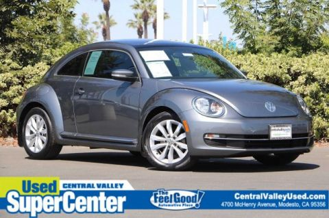 Pre-Owned 2013 Volkswagen Beetle Coupe 2.0 TDI