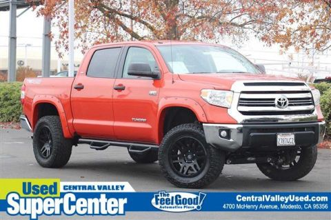 Pre-Owned 2016 Toyota Tundra 4WD Truck