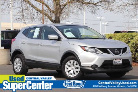 Certified Pre-Owned 2019 Nissan Rogue Sport S